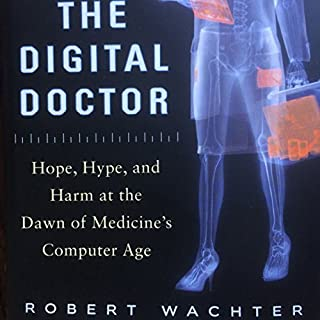 The Digital Doctor cover art
