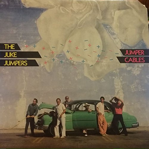 Juke Jumpers ~ Jumper Cables LP Vinyl Record (54974)