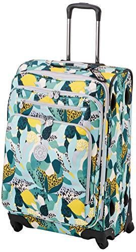 Kipling YOURI SPIN 68 Equipaje de Mano, 71 litros, Multicolor (Urban Jungle)