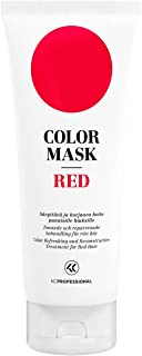 Color Mask Red - Red Conditioner and Reconstructive Treatment for Red Color Treated Hair, Conditioner for Red Color Treated Hair, 6.76 oz - KC Professional
