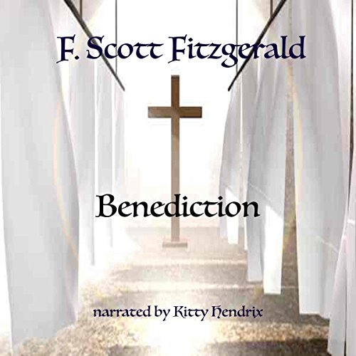 Benediction audiobook cover art