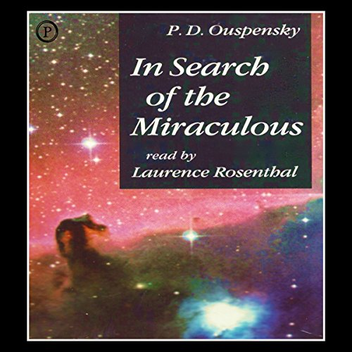 In Search of the Miraculous audiobook cover art