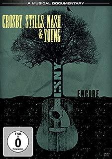 Crosby, Stills, Nash & Young -Encore [DVD] [2014]