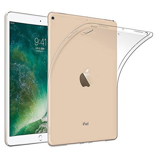 2019モデル 10.5インチ iPad Air ケース A-VIDET iPad Pro 10.5 2017 ケース 衝撃吸収バンパー アンチスクラッチ ソフト TPU 耐スクラッチ全面保護 ソフト iPad Air 3 ケース (クリア)