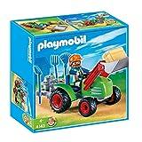 Playmobil Country La Vie À La Ferme - 4143 Country - Agriculteur avec Tracteur