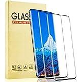 Lixuve 2 Unidades Protector de Pantalla para One Plus 7 Pro Cristal Templado, [2 Unidades] [Cobertura Toda] [Sin Burbujas] [Fácil Instalación] [Anti-Rasguños] Vidrio Templado Protector Pantalla