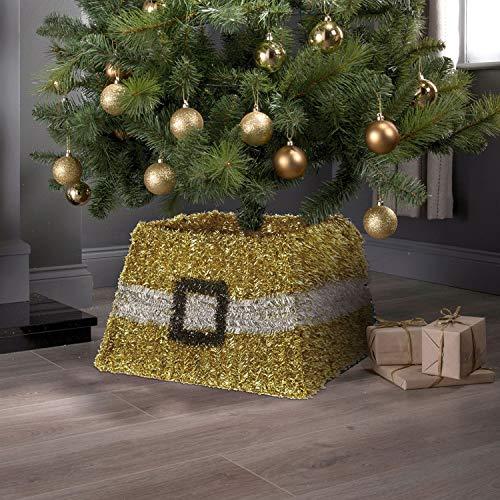 Taylor & Brown® Decoración para cesta de Navidad, color dorado