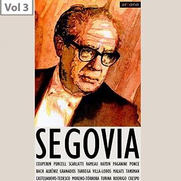 Andrès Segovia,  Vol. 3