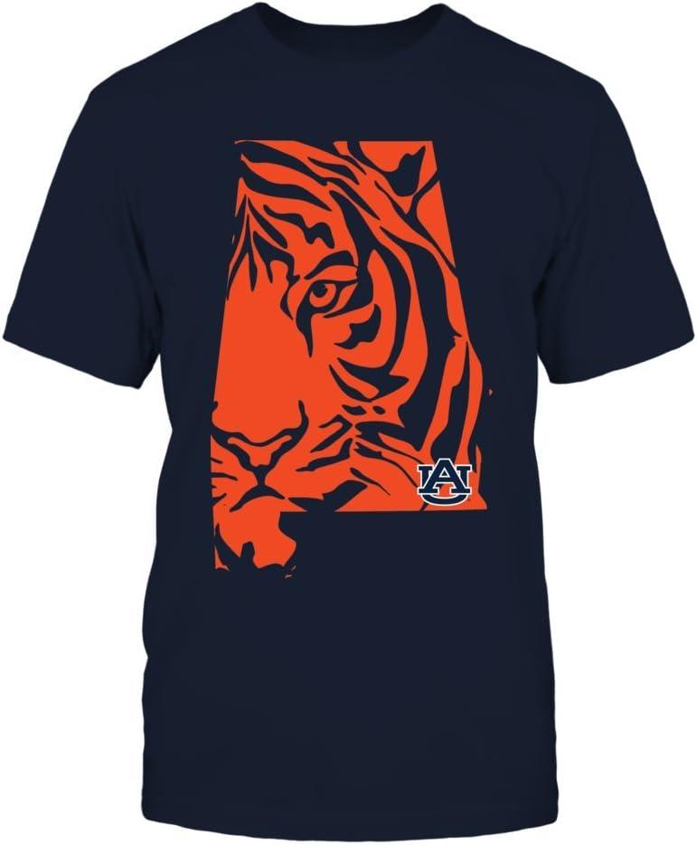 FanPrint Mesa Mall Auburn Tigers Latest item Hoodie Mascot - State