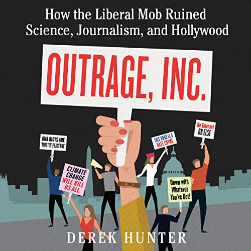 Outrage, Inc. cover art