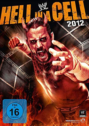 WWE - Hell in a Cell 2012 [Alemania] [DVD]