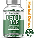 Best Detox Cleanses - DetoxOne Natural Detox Support Supplement by NutraOne | Review