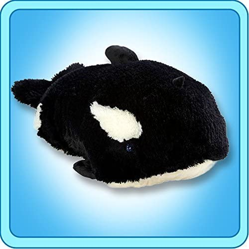 precios mas baratos My Pillow Pets Splashy Whale - Large (negro And And And blanco) by Pillow Pets  Descuento del 70% barato