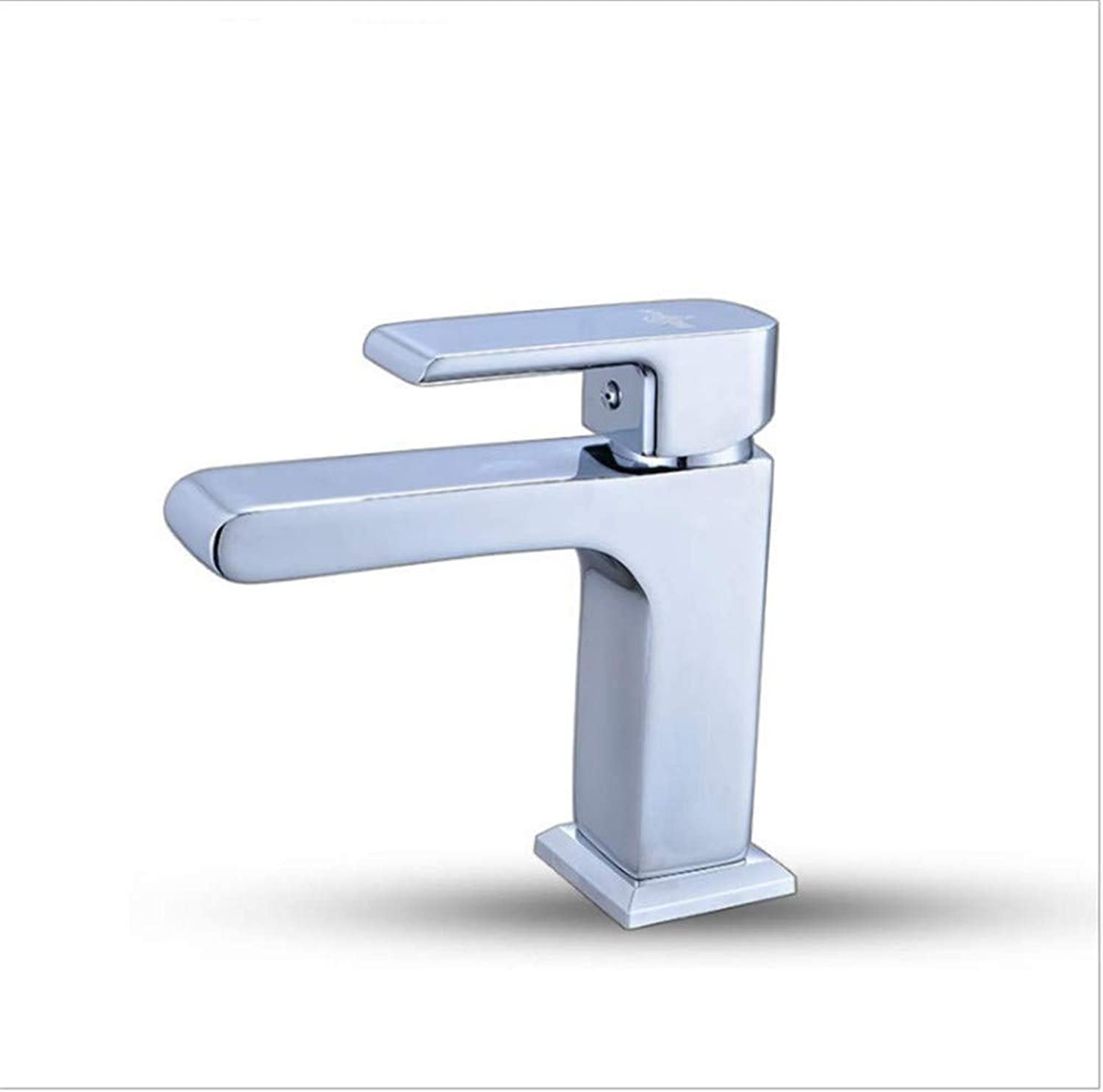 Water Tapdrinking Designer Archpurified Copper Cold and Hot Basin Faucet Single Hole Washbasin