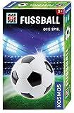 Kosmos 699734 - WAS IST WAS - Fussball, spannendes Quiz-Spiel für Kinder ab 8 Jahre, über Bundesliga, Mannschaften, Meisterschaften und Techniken,...