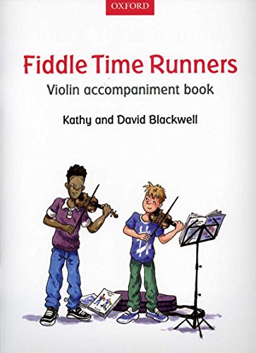 FIDDLE TIME RUNNERS 2 - gearrangeerd voor viool - twee stemmen [noten/Sheetmusic] Componis: BLACKWELL KATHY + DAVID