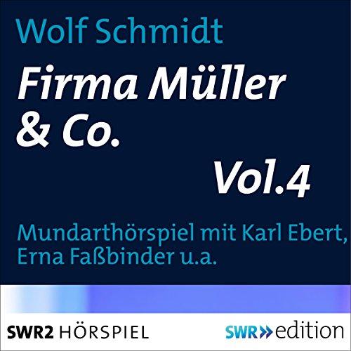 Firma Müller & Co. 4 Titelbild