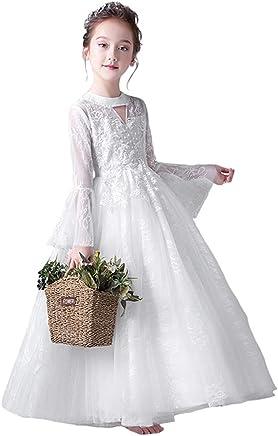 HUO FEI NIAO Vêtements Moelleux à Manches Longues pour Enfants Blanc Couleur : Blanc, Taille : 140cm