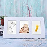 Zoom IMG-1 cornice impronte neonato kit impronta