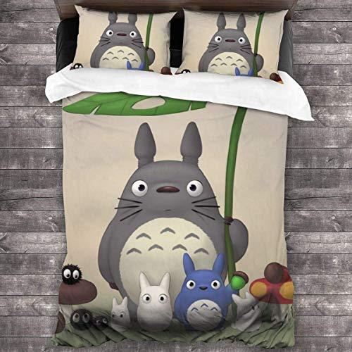 Studio Totoro Ghibli Bettbezug-Set...
