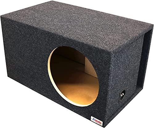 "Atrend 15LSV Single 15"" Vented Carpeted Subwoofer Enclosure"