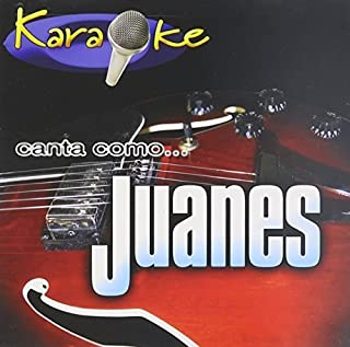 Karaoke: Exitos De Juanes by Unknown (2008-08-07)