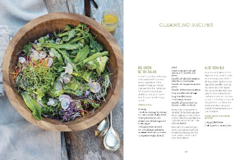 Juice: Recipes for Juicing, Cleansing, and Living Well |