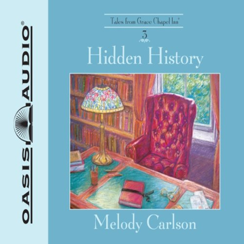 Hidden History audiobook cover art