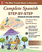 Complete Spanish Step-by-Step, Premium Second Edition Front Cover
