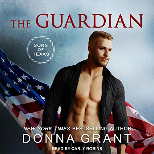 The Guardian Audiobook By Donna Grant cover art