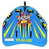 Rave Sports Razor XP 3-Rider Towable Tube, Multicoloured, 3 person