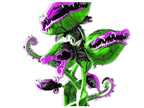 KINGDUO Egrow 100Pcs/Pack Atrapamoscas Semillas Jardín Macetas Semillas De Planta Carnívora Gigante De Dionaea Muscipula-1