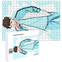 ハイキュー パズル 300ピース 26x38cm 青葉城西高校 及川徹 人気 キャラクター はいきゅー パズル 木製 グッズ ぱずる 知育 かたはめパズル 大人 キャストパズル 美しい包装箱