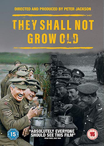 DVD1 - They Shall Not Grow Old (1 DVD)