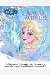 Disney Frozen Ice-Cool Activities (Big) Paperback