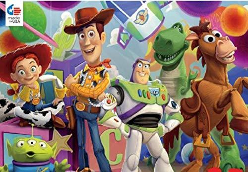 Ceaco Disney/Pixar Toy Story Jigsaw Puzzle, 300 Pieces