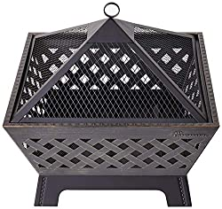 Bronze fire pit - traditional bronze 8th anniversary gift ideas for men