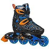 Roller Derby Tracer Boy's Adjustable Inline Skates
