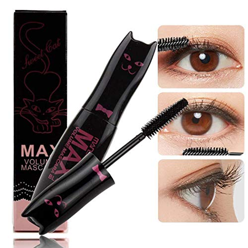 smiela Women Fashion Waterproof Thick Lashes Mascara $4.80 (80% Off with code)