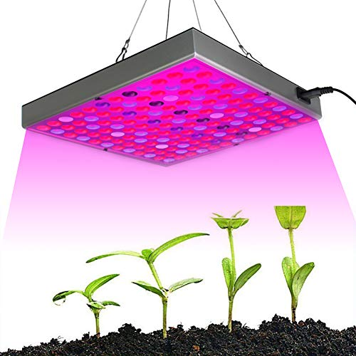 Surprise offer LED Grow Lights Panel Full Spectrum Lamp 2835SMD for Garden Greenhouse Plants Veg Flowers 25W/45W EU/AU/US/UK