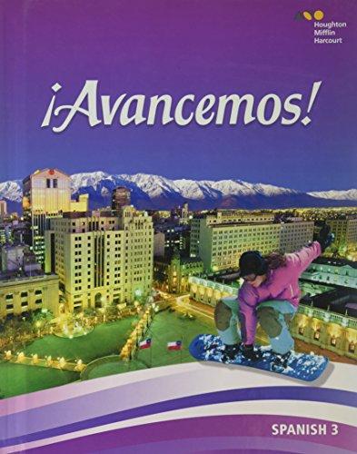 ¡avancemos!: Student Edition Level 3 2018 (Spanish Edition)