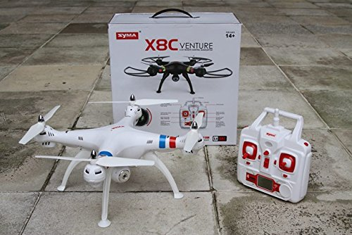 SYMA RC Quadrocopter X8C Ventura mit HD Camera