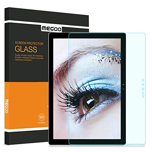 Screen Protector for Surface Pro 6, 2018,Protect Eyesight/Blue Light Blocking Glass Also Compatible For Microsoft Surface Pro 6/5/4 12.3 Inch