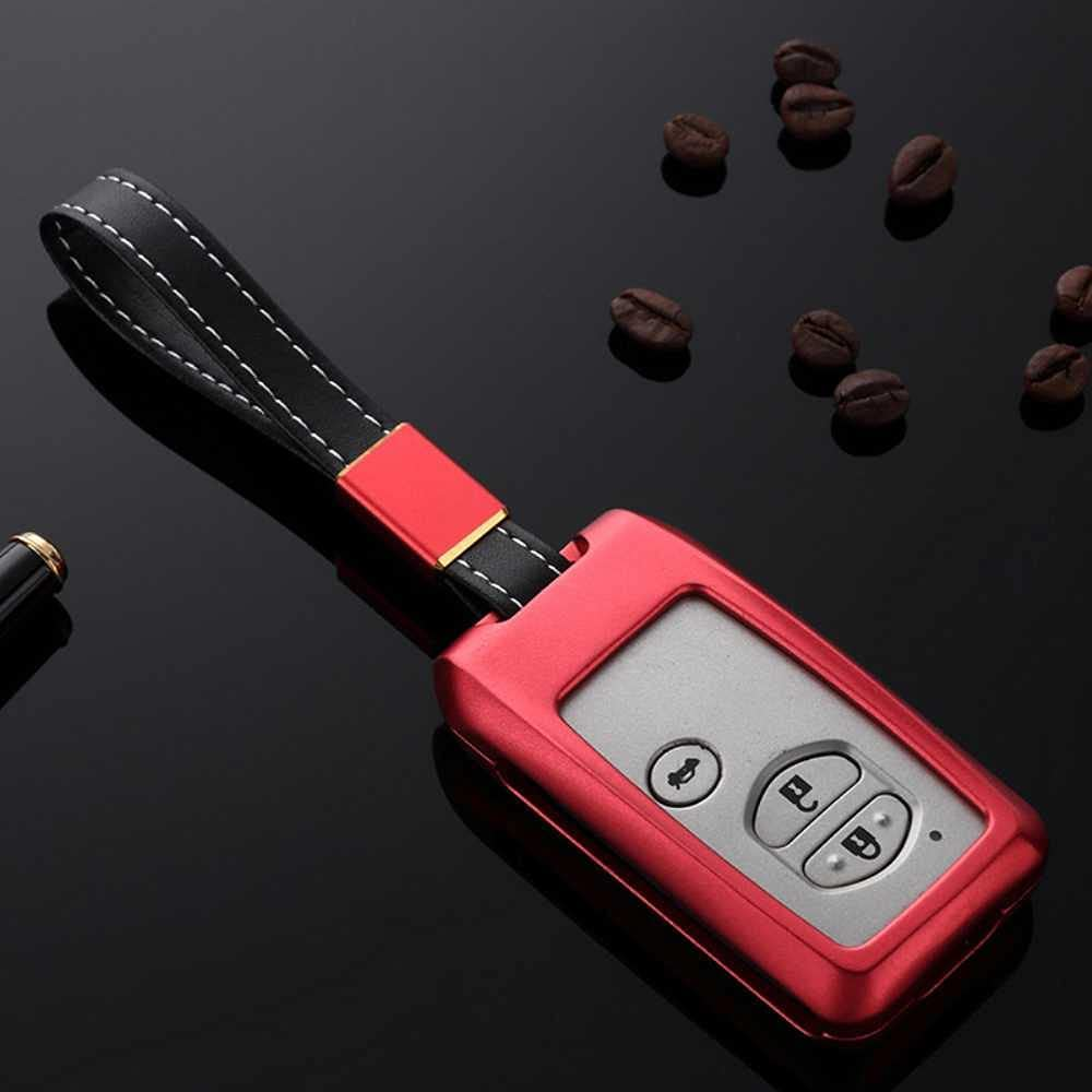 ZIMAwd Aluminum Alloy Car Key Protective 20 Shell Fit for discount Toyota Store