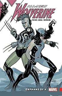 All-new Wolverine Vol. 5