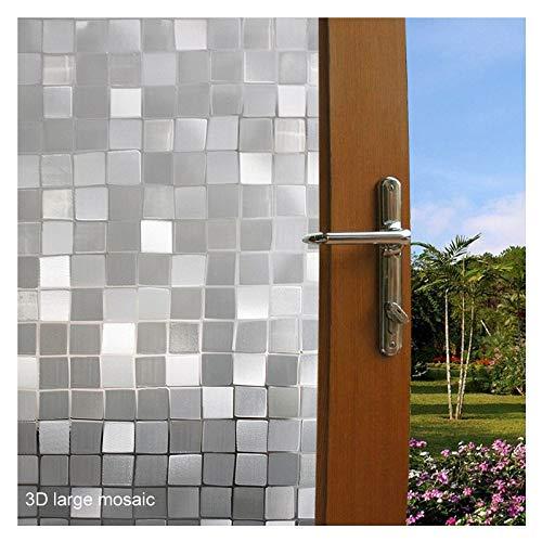 Raamfolie Glazen Stickers Frosted Opaque Badkamer Huisdecoratie Zelf Slaapkamer Woonkamer Breed 45 cm Raambescherming Lange 1 m