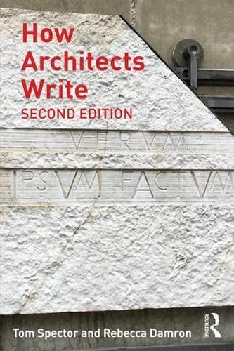 Image of How Architects Write