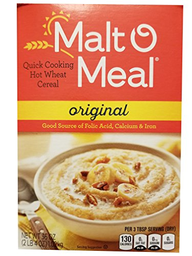 Malt-O Meal Original Fortified Hot Wheat Cereal