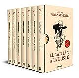 El capitán Alatriste: (edición pack con: El capitán Alatriste | Limpieza de sangre | El sol de Breda | El oro del rey | El caballero del jubón ... puente de los Asesinos): 26200 (Best Seller)