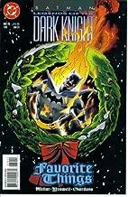 Batman Legends of the Dark Knight #79 : Favorite Things (DC Comics)